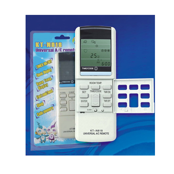 KT-N818 Universal A/C Remote Control