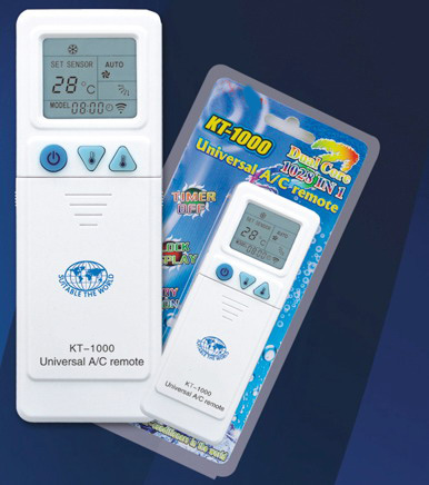 KT-1000 Universal A/C Remote Control