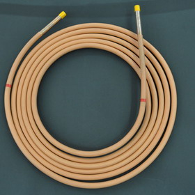 Aluminum-copper tube